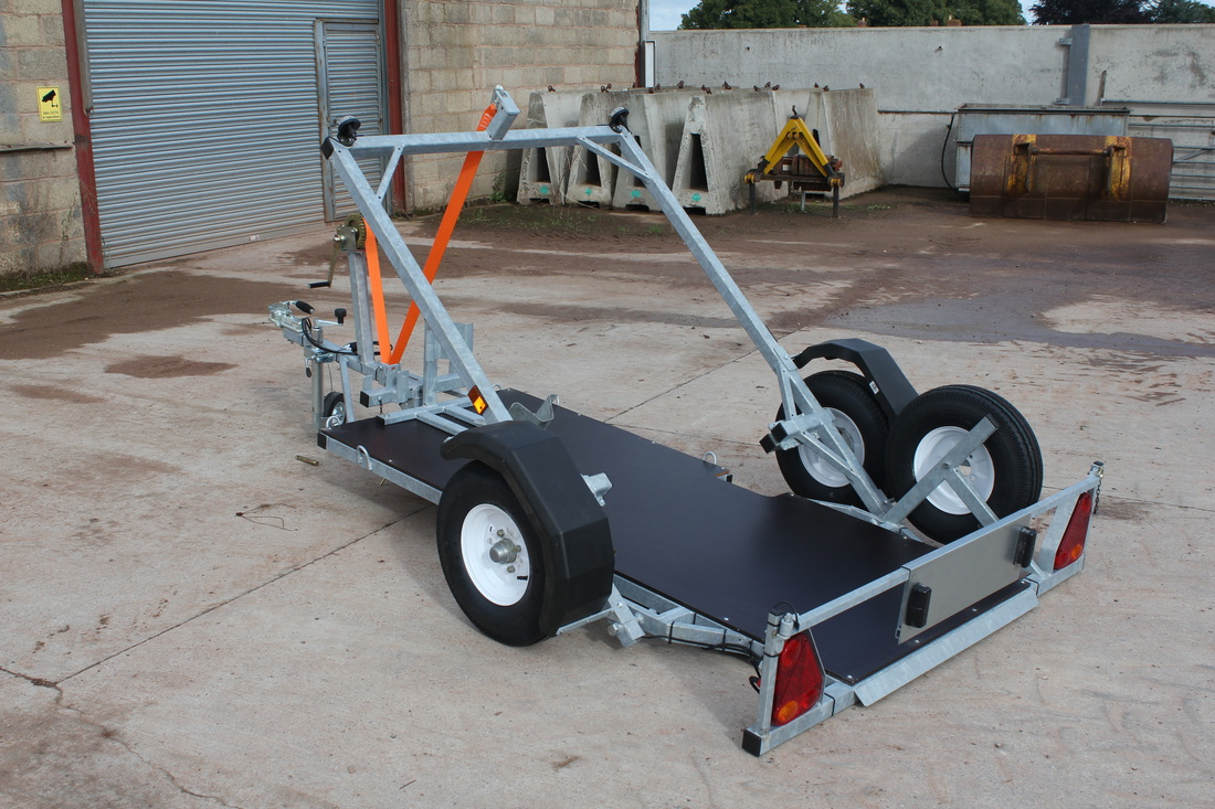 Easyload Motorcycle Trailer Cmf Trailers