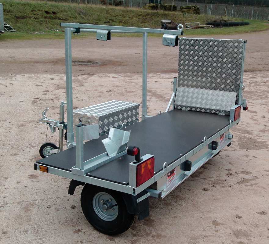 Side Load Trailers Cmf Trailers